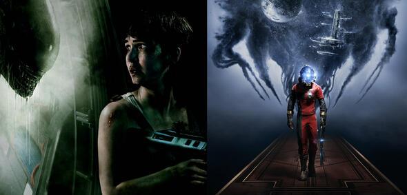 Alien: Covenant/Prey
