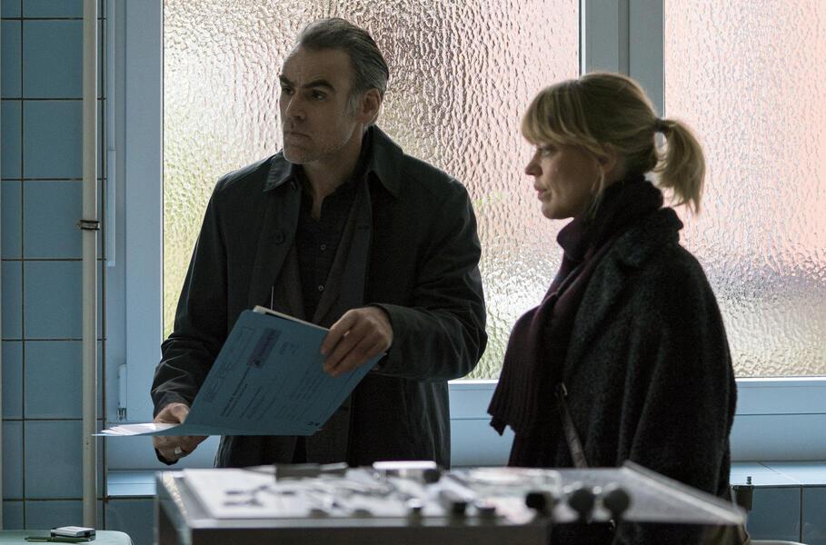 Tatort: Zeit der Frösche mit Heike Makatsch und Sebastian Blomberg