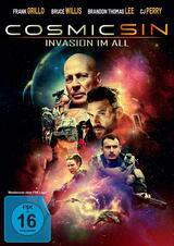 Cosmic Sin - Invasion im All - Poster