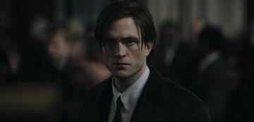 Robert Pattinson als Bruce Wayne