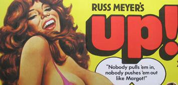 Bild zu:  Poster für Up von Russ Meyer
