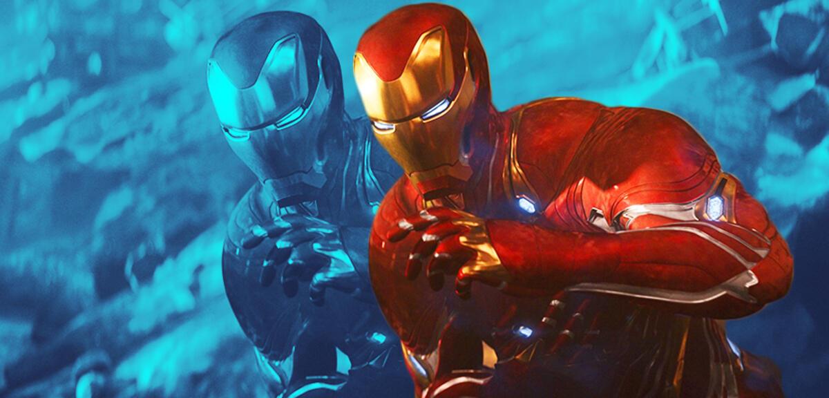 Avengers Laufzeit