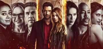 Lucifer: der Haupt-Cast kehrt in Staffel 5 und 6 zurück