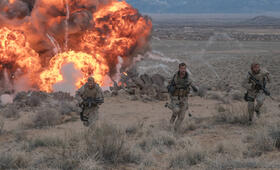 Operation: 12 Strong mit Chris Hemsworth, Geoff Stults und Thad Luckinbill - Bild 2