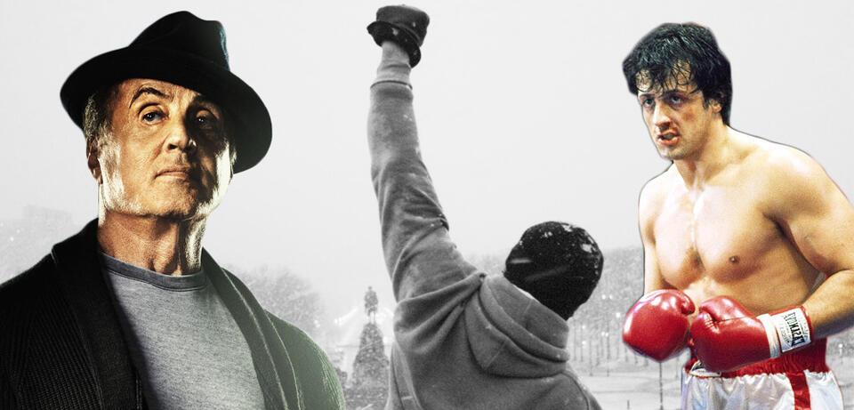 Sylvester Stallone - Von Rocky bis Creed II