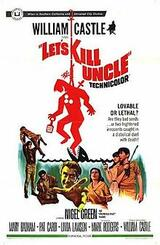 Let's Kill Uncle, Before Uncle Kills Us - Poster