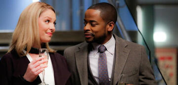 Suits - Staffel 8: Katherine Heigl und Dulé Hill