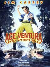 Ace Ventura - Jetzt wird's wild - Poster