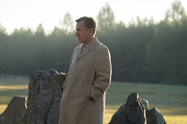 The Song of Names mit Tim Roth