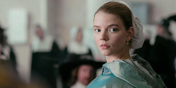 Anya Taylor-Joy in The Miniaturist