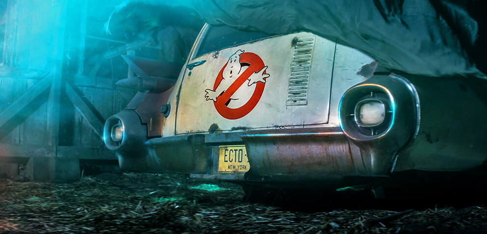 Ghostbusters 3-Teaser