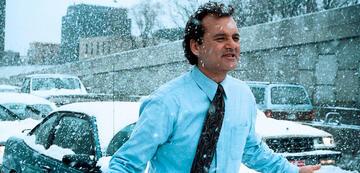 Phil trotzt dem Schneesturm - vergebens