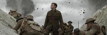 Fast ein One Shot: 1917 versteckt seine Schnitte