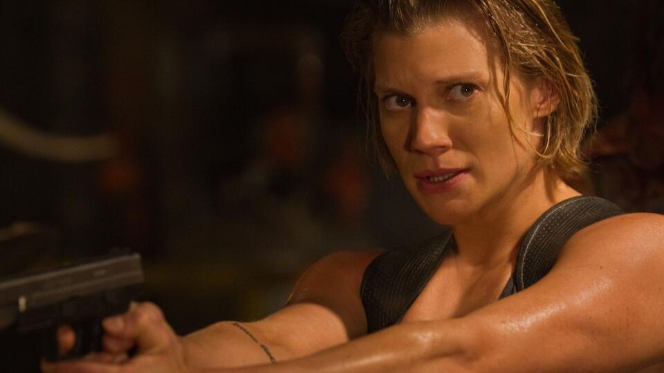Another Life, Another Life - Staffel 1 mit Katee Sackhoff