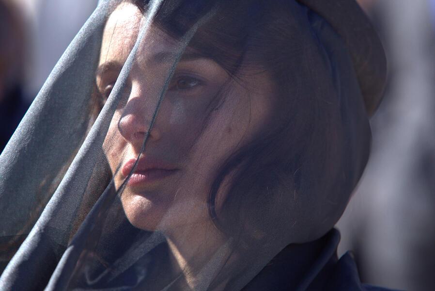 Jackie mit Natalie Portman
