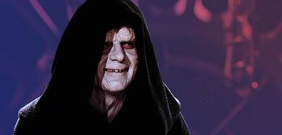 Ian McDiarmid in Star Wars 6: Die Rückkehr der Jedi-Ritter
