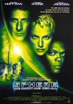 Sphere - Die Macht aus dem All Poster