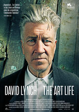 David Lynch - The Art Life - Poster