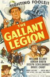 Die rauhen Reiter der furchtlosen Legion - Poster