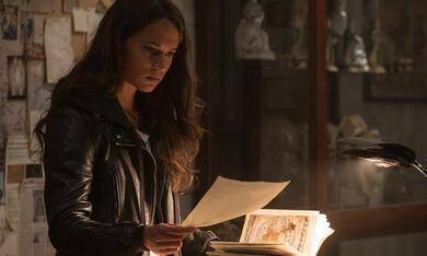 Tomb Raider mit Alicia Vikander - Bild 9