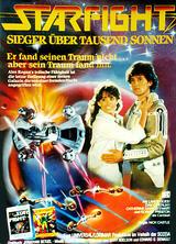 Starfight - Poster