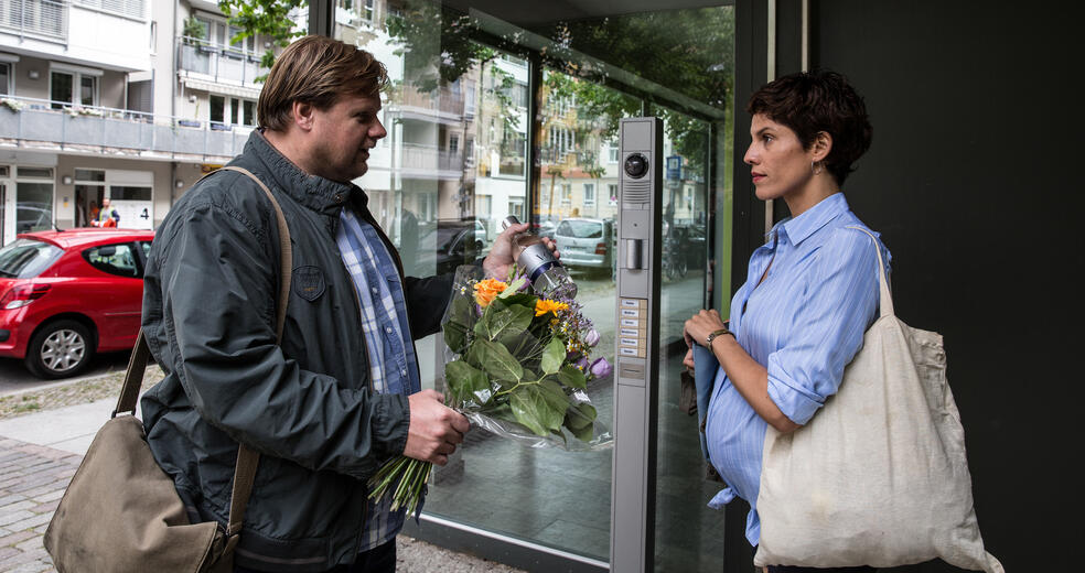 Der Gutachter - Ein Mord zu viel mit Jasmin Gerat und Michael A. Grimm