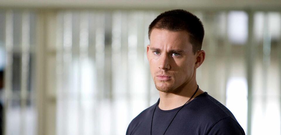 Unglücklich über seine Rollenwahl: Channing Tatum in G.I. Joe - Geheimauftrag Cobra