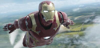 Iron Man inThe First Avenger: Civil War