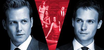 Suits - Staffel 8 beginnt ohnePatrick J. Adams &Meghan Markle