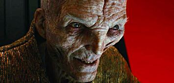 Bild zu:  Oberster Anführer Snoke in Episode VIII