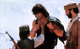 Rambo III mit Sylvester Stallone, Sasson Gabai und Doudi Shoua - Bild 132