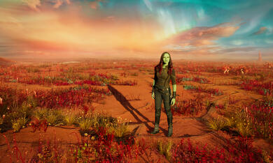 Guardians of the Galaxy Vol. 2 mit Zoe Saldana - Bild 2