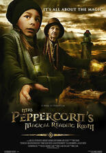 Mrs. Peppercorn's Magical Reading Room