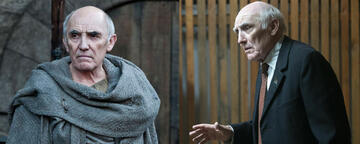 Donald Sumpter in Game of Thrones und Chernobyl