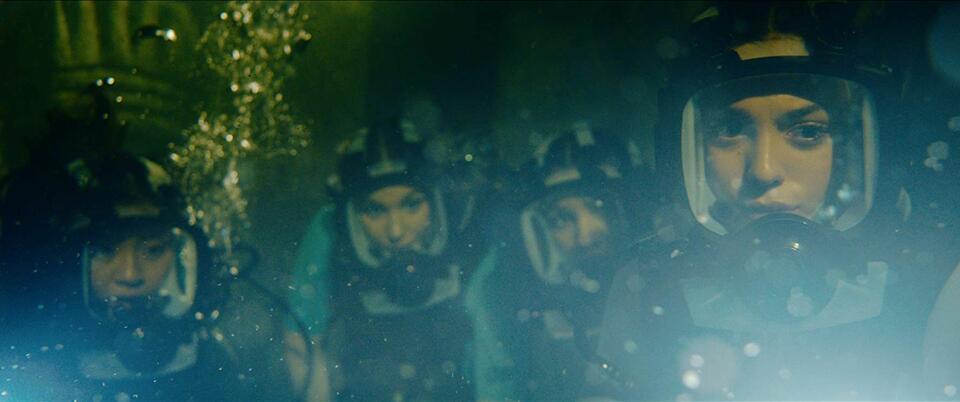 47 Meters Down: Uncaged mit Corinne Foxx, Brianne Tju und Sistine Rose Stallone