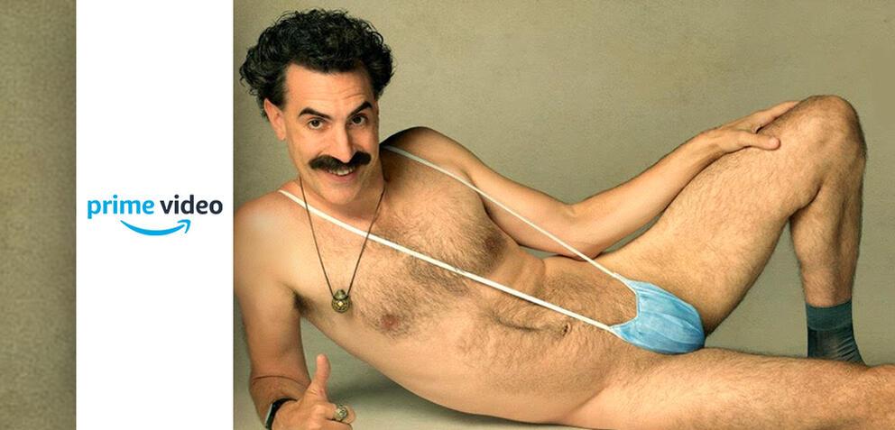 Borat 2 bei Amazon Prime: Der erste Trailer ist ein total ...