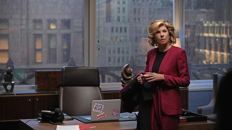 The Good Fight - Staffel 3 mit Christine Baranski