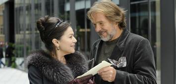 Bild zu:  Hannelore Elsner und Götz George zusammen vor der Kamera