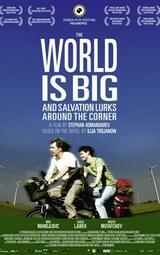 Die Welt ist groß und Rettung lauert überall - Poster