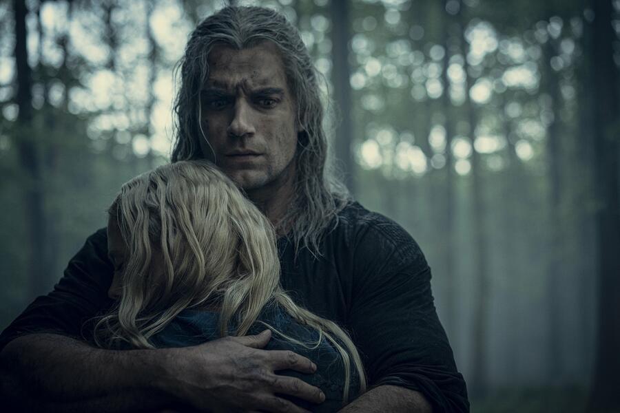 The Witcher, The Witcher - Staffel 1 mit Henry Cavill und Freya  Allan
