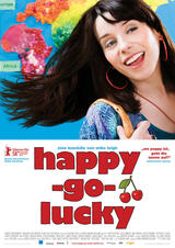 Happy-Go-Lucky - Poster