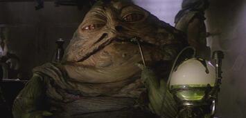 Bild zu:  Jabba the Hutt in Die Rückkehr der Jedi-Ritter