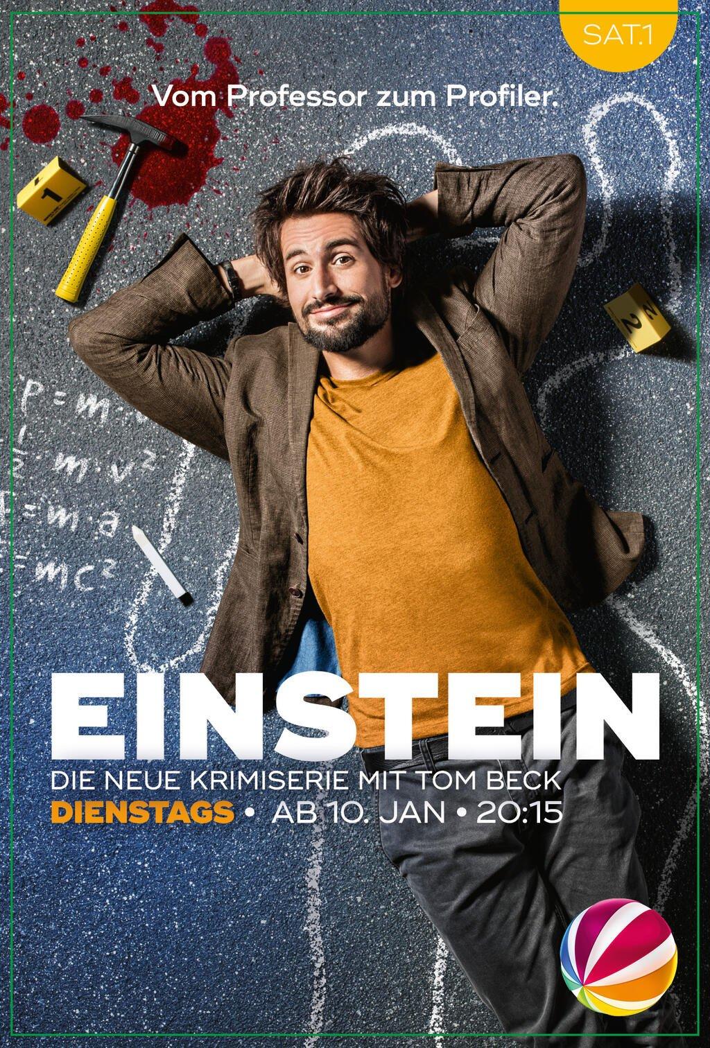 Serie Einstein Staffel 2