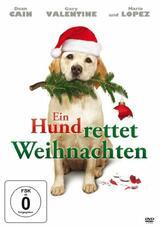 Ein Hund rettet Weihnachten - Poster
