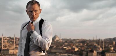 Daniel Craig inSkyfall