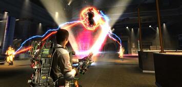 Bild zu:  2009 war der letzte Auftritt der Ghostbusters