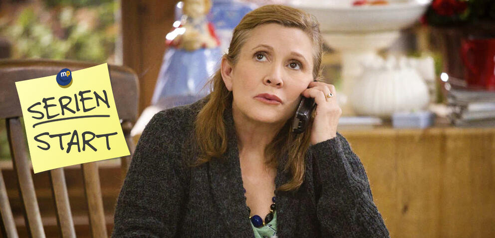 Catastrophe, Staffel 3: Carrie Fisher