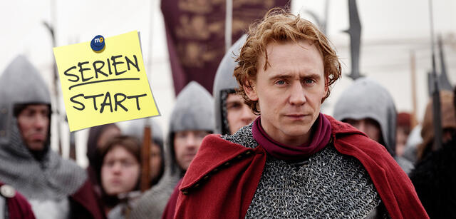 The Hollow Crown, Staffel 1: Tom Hiddleston