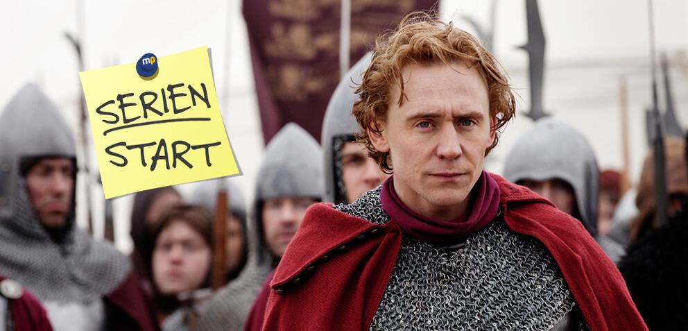 The Hollow Crown, Staffel 1: Tom Hiddleston