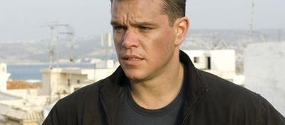 Matt Damon als Jason Bourne